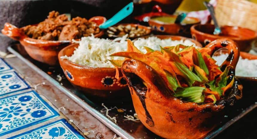 Restaurants on island Cozumel, Mexico: Mexican food and seafood