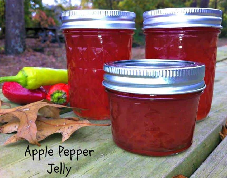 Apple Pepper Jelly