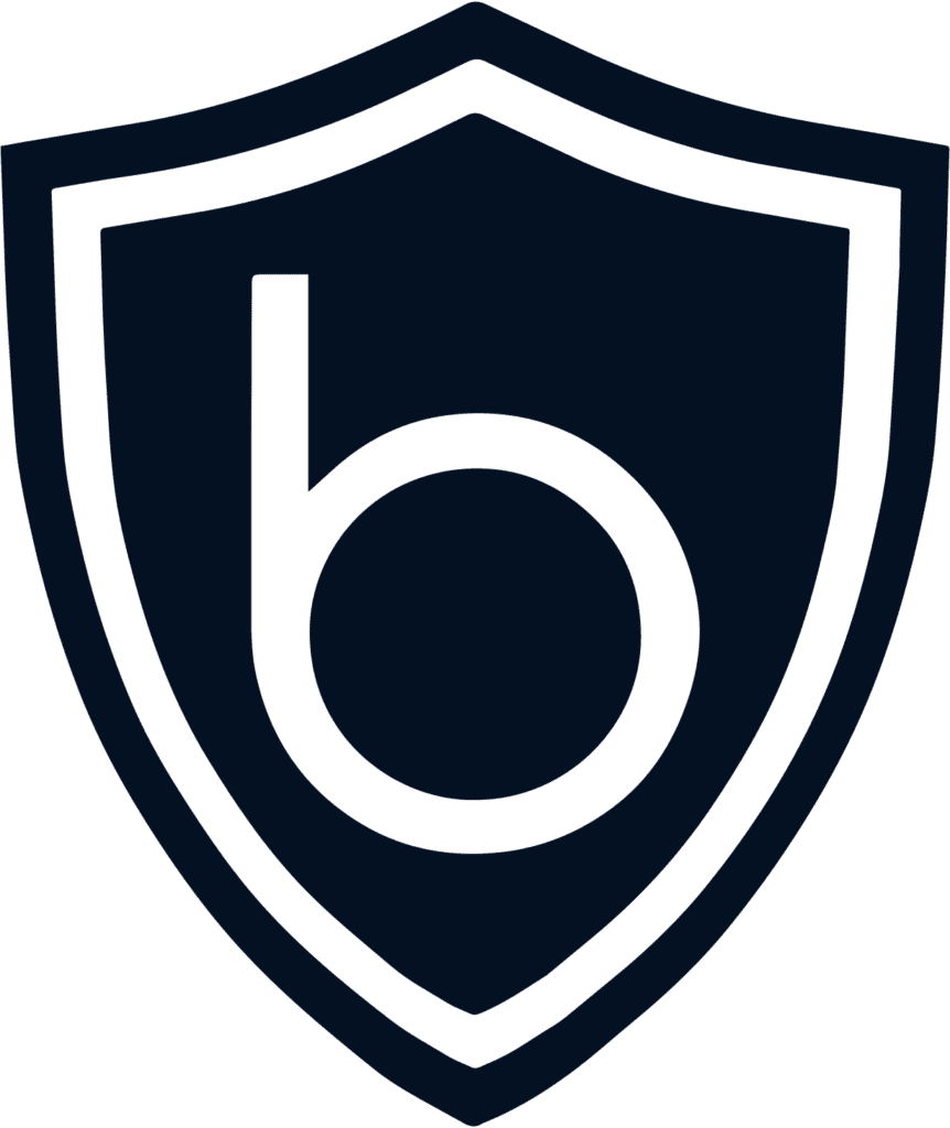 bitvavo logo shild