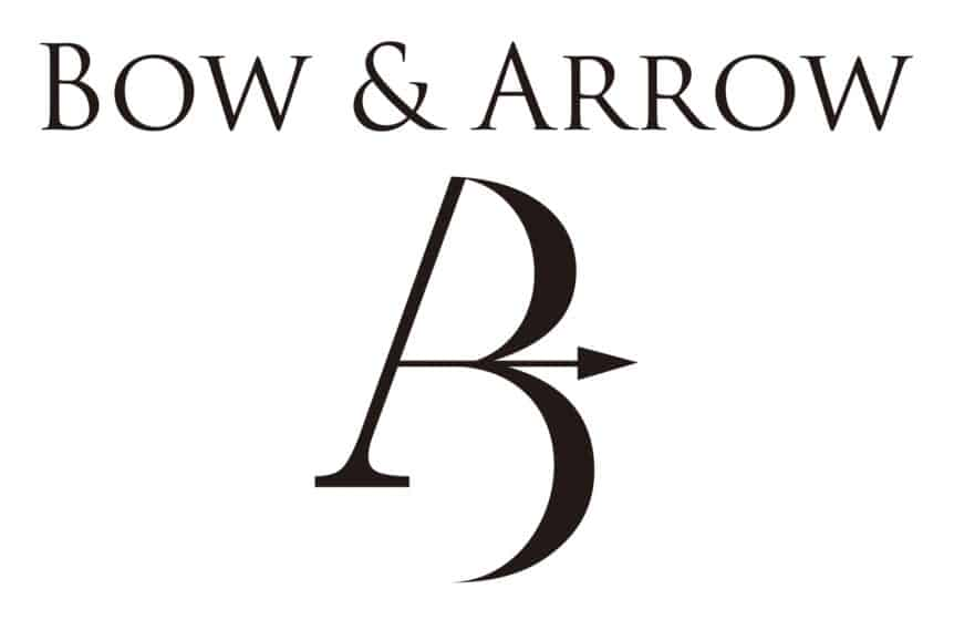 Bow & Arrow EDM DJ duo logo