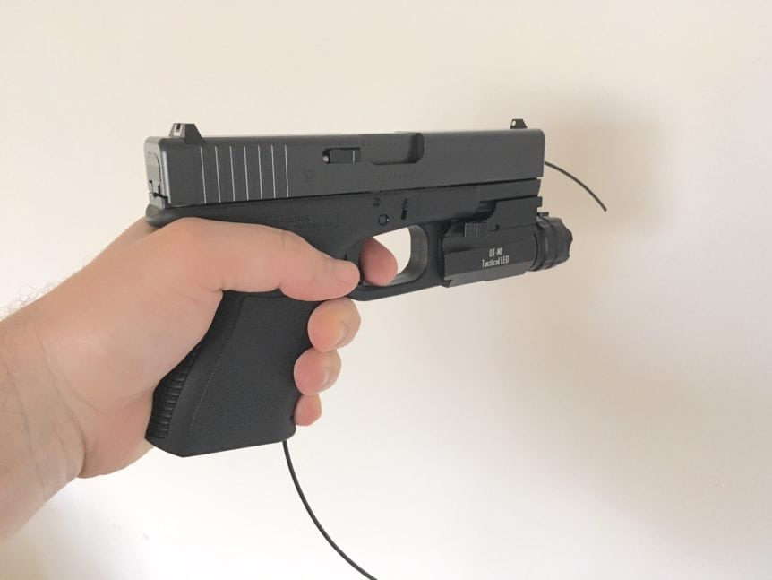 Dry Fire Your Pistol - Dangers & Benefits! Glock SIG M&P
