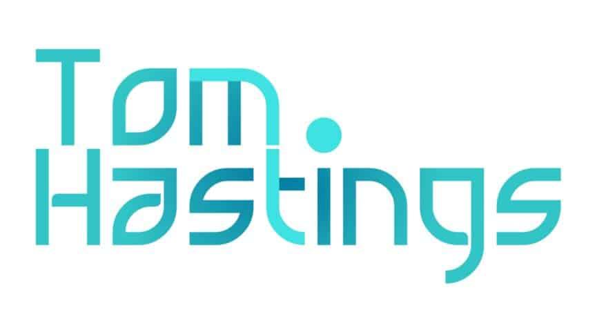 DJ Tom Hastings logo