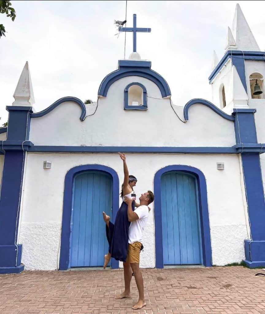 Capela de São Francisco de Assis - Fonte: Arquivo Pessoal