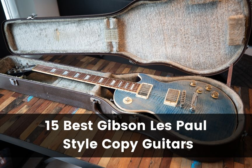 best gibson les paul style copy guitar