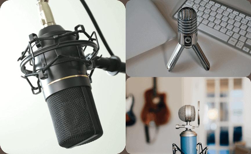 audio10 vende los mejores microfonos de condensador online - buenos y baratos