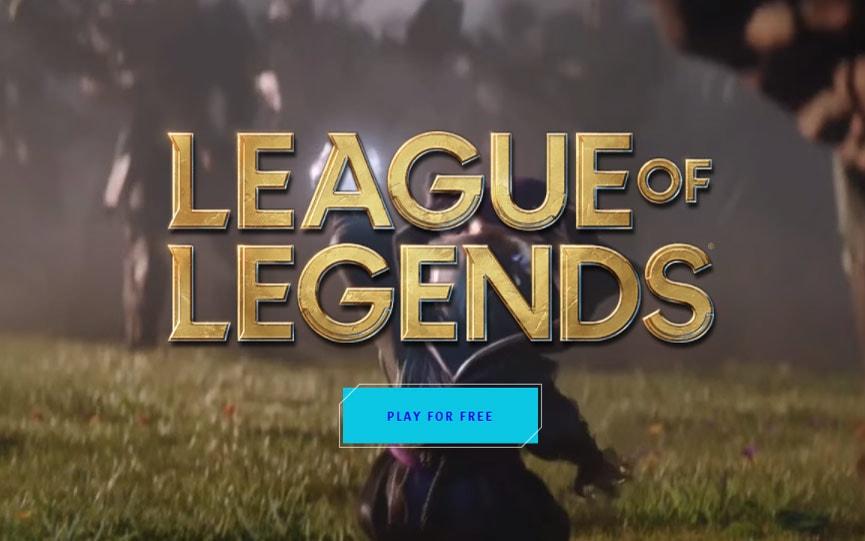 League of Legends VPN