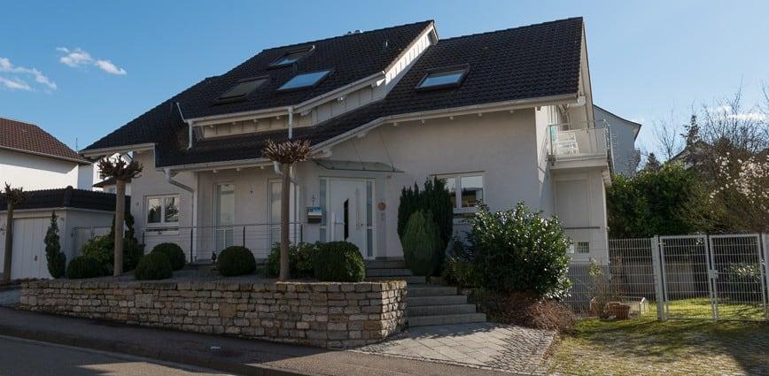 Smart Home in Bruchsal sorgt für Energieeinsparung