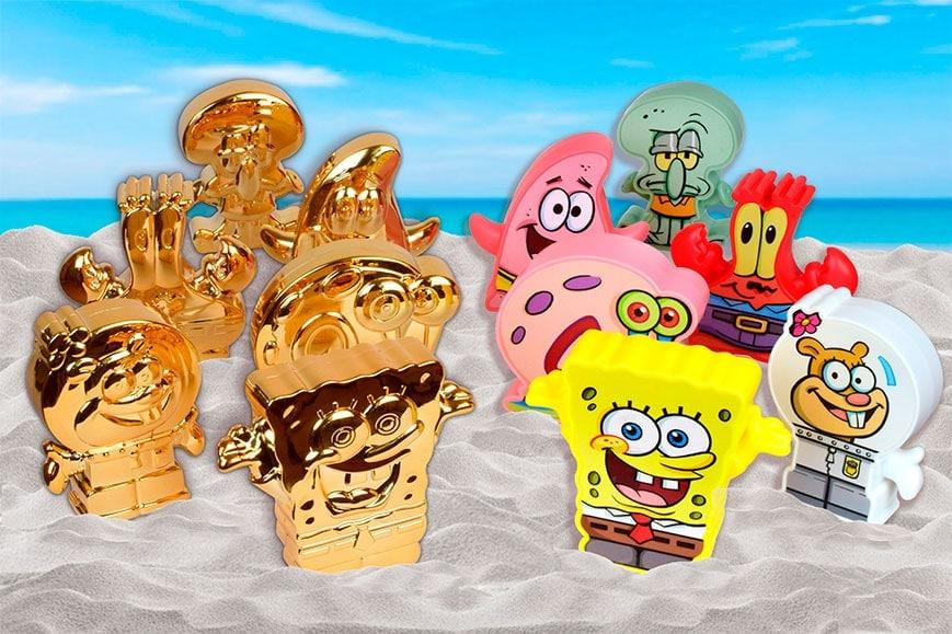 Ejemplo de juguetes y promocionales plásticos