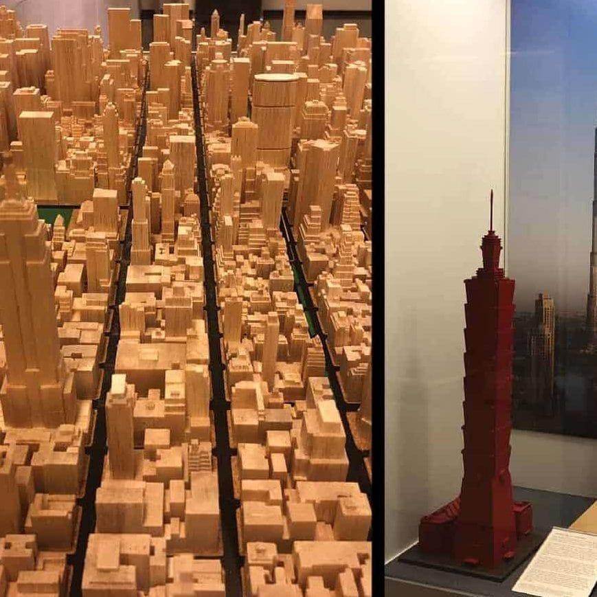 The Skyscraper Museum Family Program- Sidewalk Tower