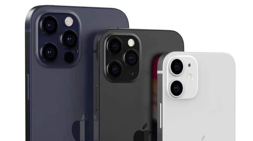 iPhone 12 Setembro