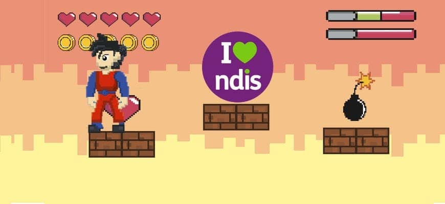ndis participants gamification