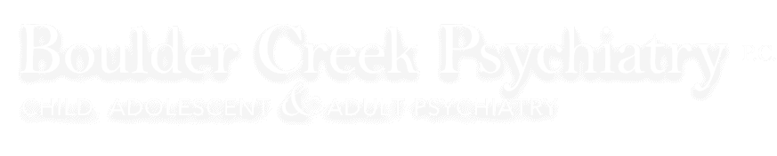Boulder Creek Psychiatry