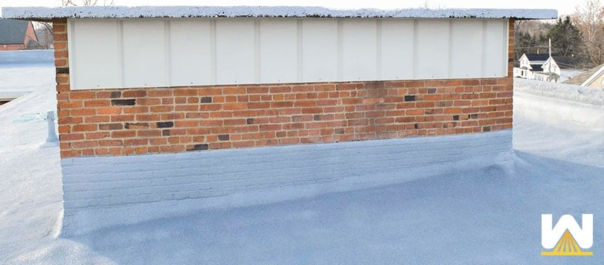 How does spray polyurethane foam perform in colder climates