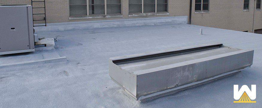 Spray foam roof in Florida