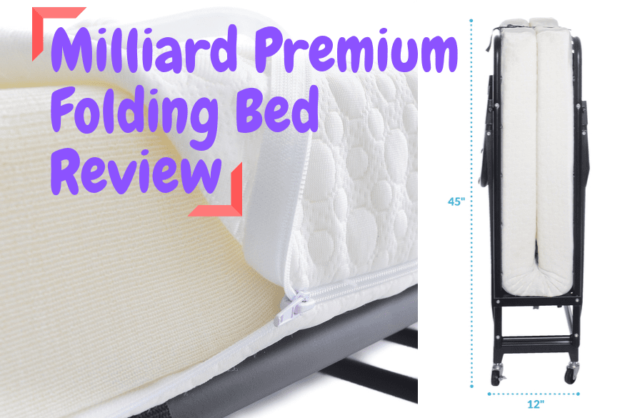 Milliard Premium Folding Bed Review