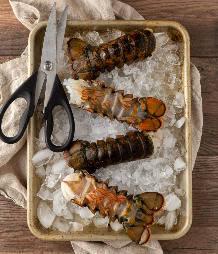 how to prepare lobster for boiling