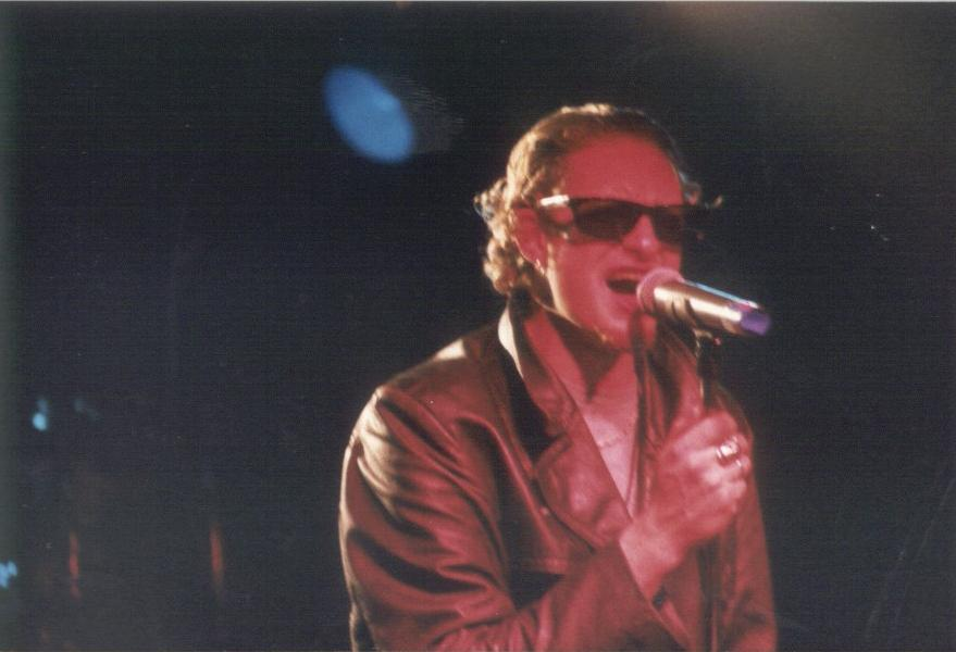 Alice In Chains - Layne Stayley live 1992