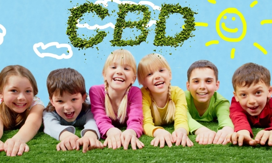 Can CBD be used by kids?