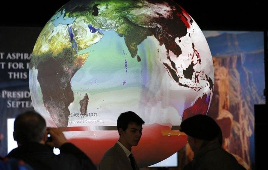 COP21 négociations