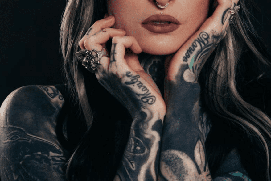 Tracking Tattoo Culture From Indian Tradition to High Fashion