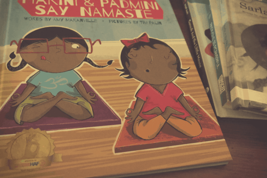 Indian Books for Children - Bharat Babies Giveaway