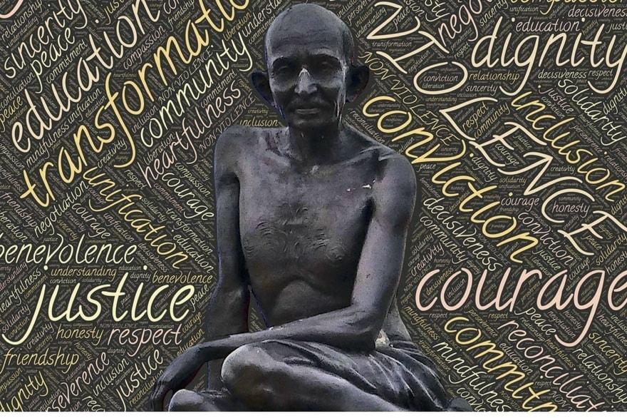 Mahatma Gandhi Life Lessons Teachings
