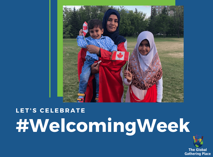 #WelcomingWeek #CreatingHomeTogether