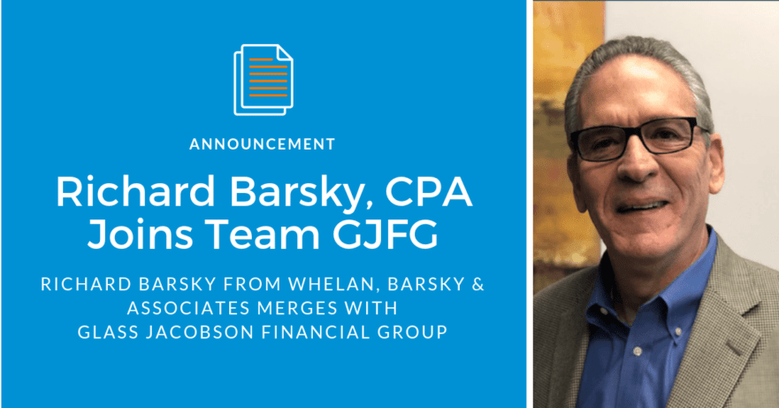 Richard Barsky Announcement