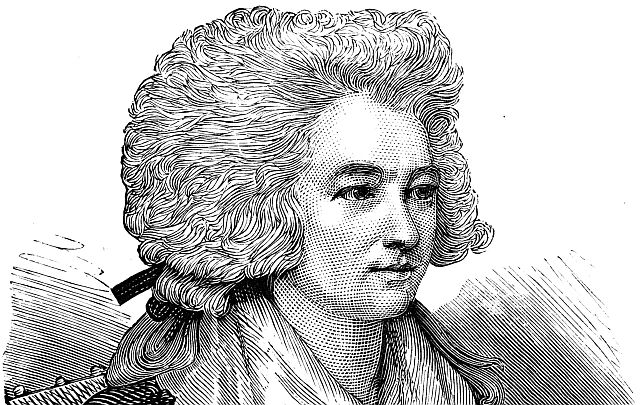 Hannah More - Wikimedia Commons. Images by unknown engravers, and thus are PD due to age, per the relevant British legislation.