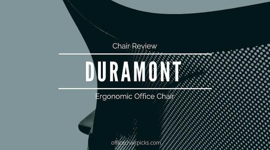 Duramont Ergonomic Office Chair Review