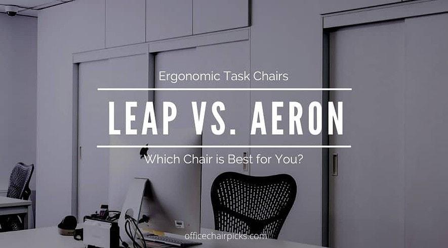 Steelcase Leap vs Herman Miller Aeron