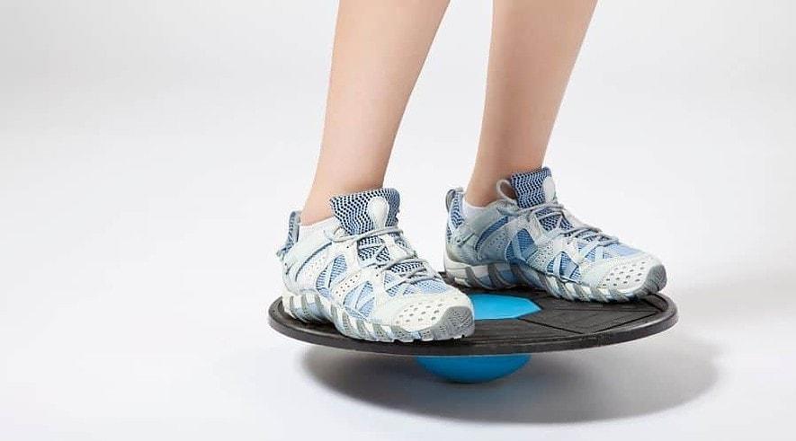 Wobble Board Exercises