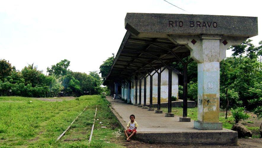 Estación de Rio Bravo