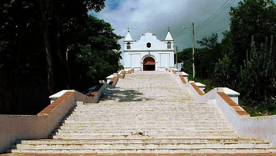 Iglesia El Calvario (Salamá)