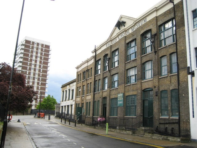 The picture of The Ragged School founded by Thomas Barnardo was taken from the Geograph project collection. See this photograph's page on the Geograph website for the photographer's contact details. The copyright on this image is owned by Nigel Cox and is licensed for reuse under the Creative Commons Attribution-ShareAlike 2.0 license. Sourced from Wikimedia Commons.