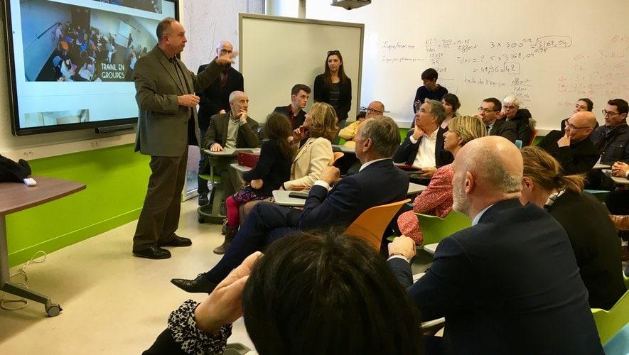 ecran interactif pedagogique Rodez