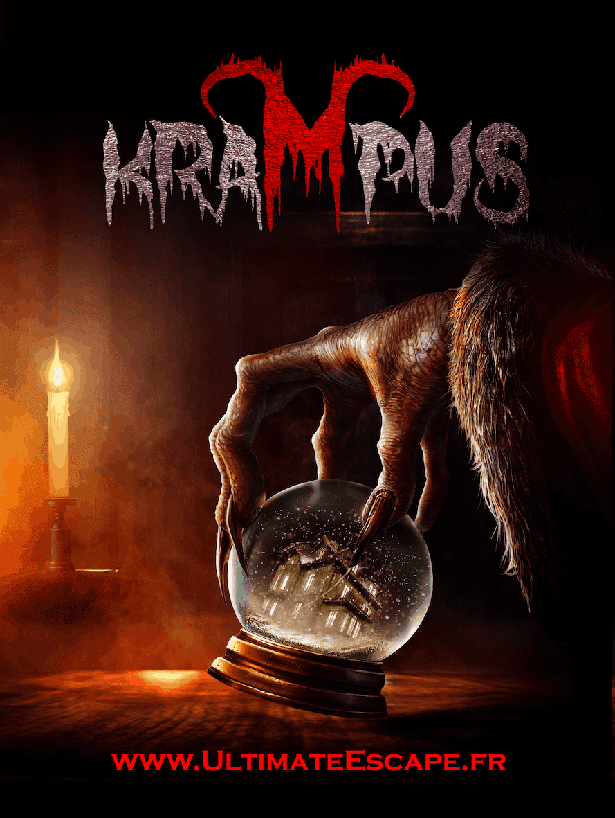 Escape Rom Alsace Krampus
