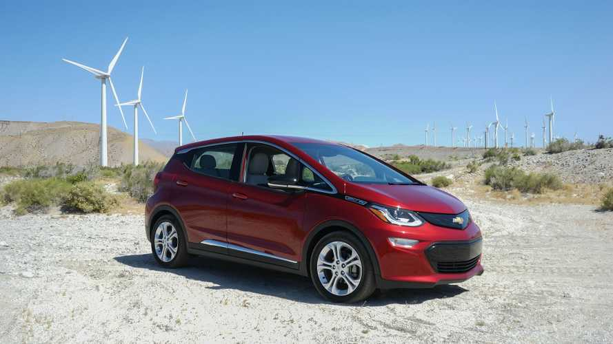 2019 Chevy Bolt Safest EV