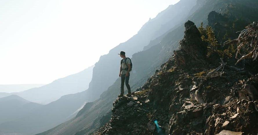 Pinnacles hiking