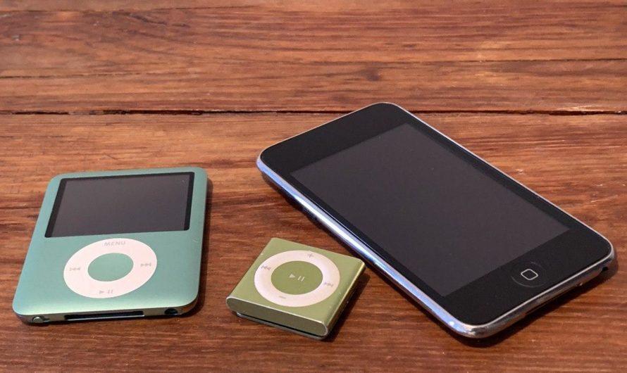 Apple iPod in 2020 – Gibt es noch einen Verwendungszweck?