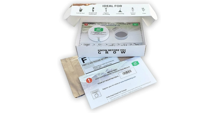 MySoil-Soil Test Kit