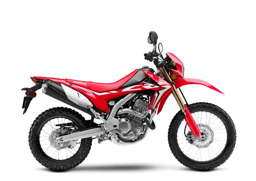 2021 Honda CRF450L