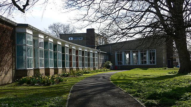 Picture: Impington Village College by Justin Cormack. Sourced from Wikimedia Commons and reproduced under a Creative Commons Creative Commons Attribution-Share Alike 2.0 Generic license.