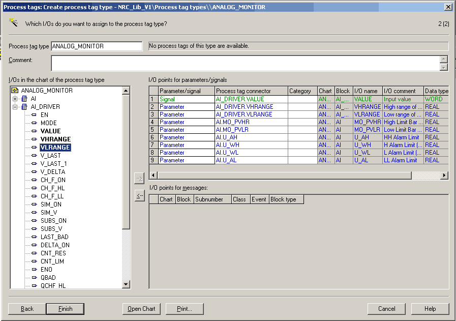 Siemens PCS 7 Tools: Process Tag Types 4