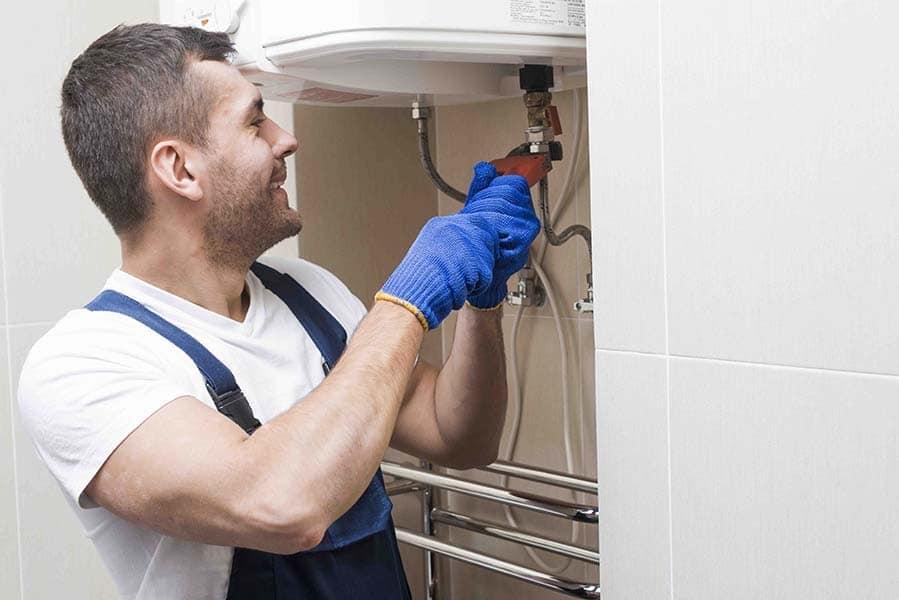 Reparación de termos y calentadores