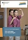 Cover Pflegestärkungsgesetze zum Nachschlagen