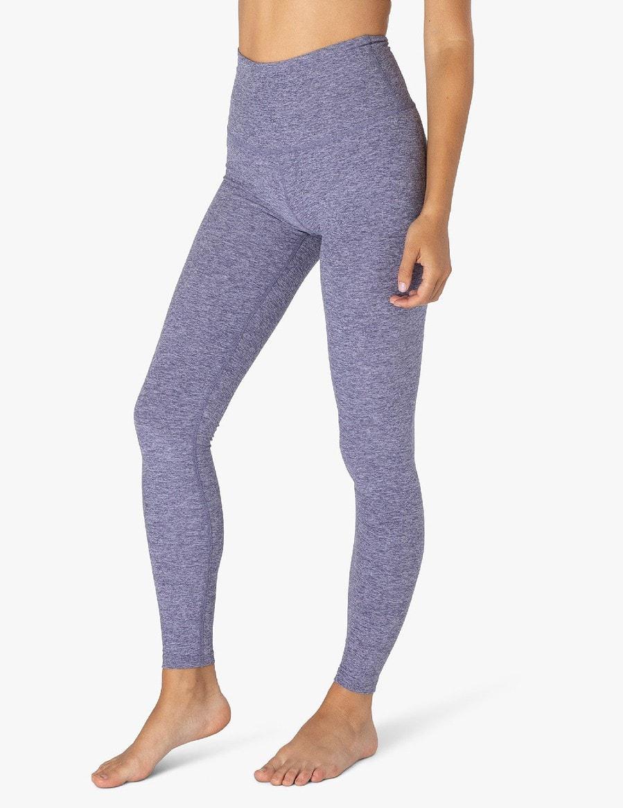 the most comfortable leggings from Beyond Yoga. Beyond Yoga Spacedye Caught In The Midi High Waisted Legging - best Lululemon alternatives and leggings like Lululemon
