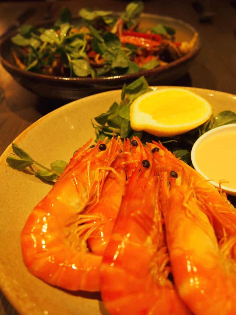 Swissotel Sydney Dinner