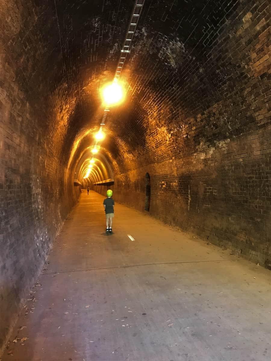 fernleigh track tunnel