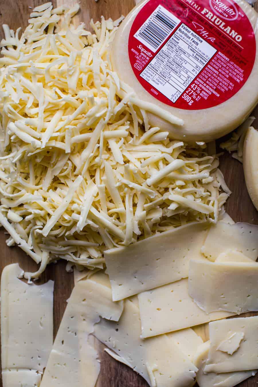 friulano cheese